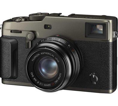 Bezzrcadlovka Fujifilm X-PRO3
