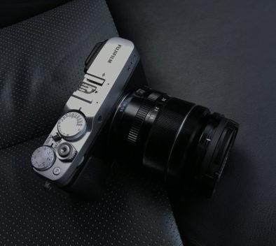 Návody na fotoaparáty Fujifilm