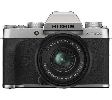 Bezzrcadlovka Fujifilm X-T200