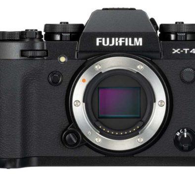 Fujifilm X-T4 - specifikace