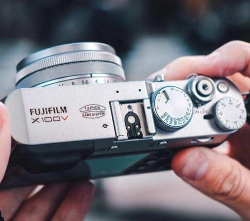 Fujifilm X100V vs X100F - porovnání parametrů