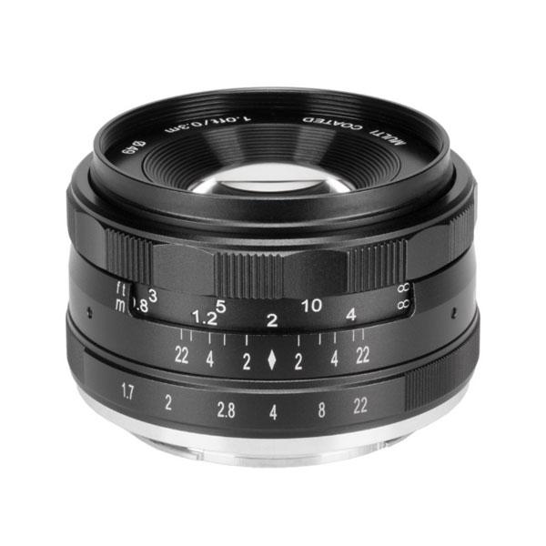 Objektiv Meike MK 35mm f/1,7 pro Fujifilm X