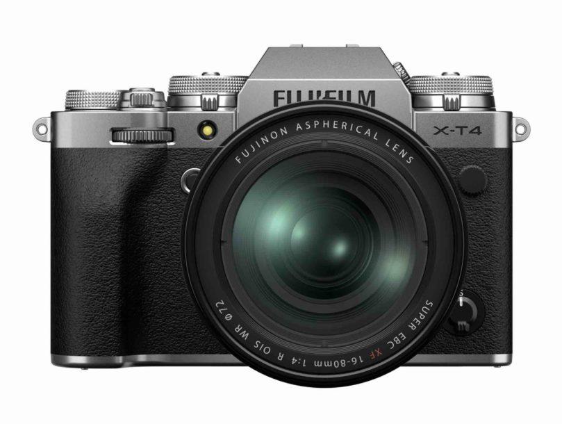 Fujifilm X-T4 a další detaily