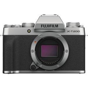 Fotoaparát Fujifilm X-T200 stříbrný