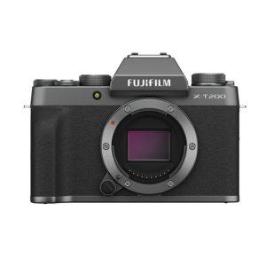 Fotoaparát Fujifilm X-T200 tmavě stříbrný