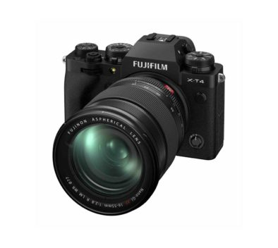 Fotoaparát Fujifilm X-T4