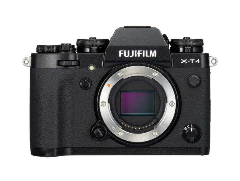 "Fujifilm X-T4 bude mít ""Flippy Screen"""