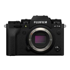 Fotoaparát Fujifilm X-T4 černý