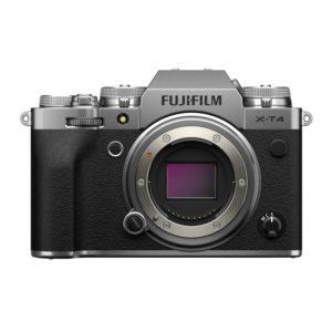 Fotoaparát Fujifilm X-T4 stříbrný