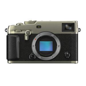 Fotoaparát Fujifilm X-Pro3 stříbrný
