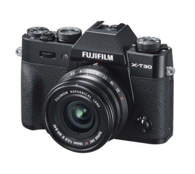 Bezzrcadlovka Fujifilm X-T30