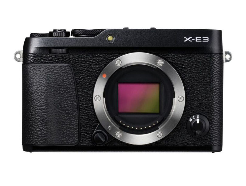 Fotoaparát Fujifilm X-E3
