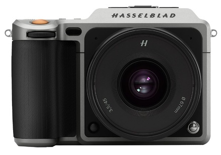 Hasselblad X1D-50c + 30 mm + 45 mm + 90 mm + 2 baterie + brašna + popruh + USB kabel a čistící sada
